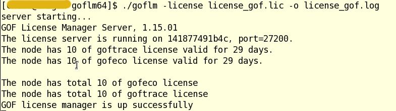 license success